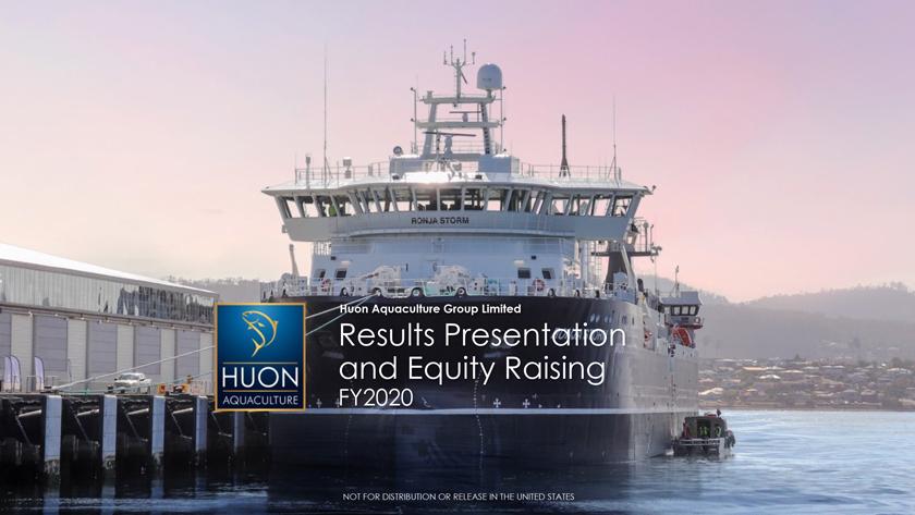 HUON_FY20-Presentation